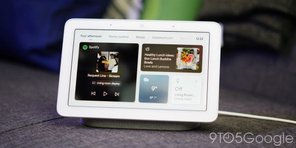 Hands-on with the new Google Nest Hub and Smart Display UI redesign