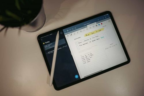 Using Custom GoodNotes Templates for Productivity and to Plan My Life