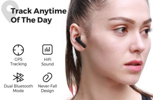 Baseus Tag trackable earbuds with dual Bluetooth mode hit Kickstarter from $65