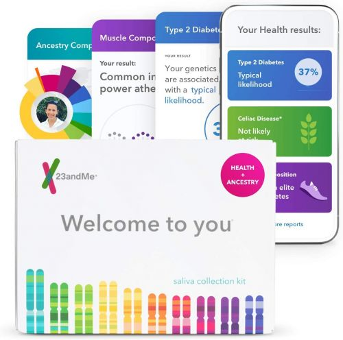 The 23andMe Health + Ancestry DNA Test Is Only $99 On Prime Day