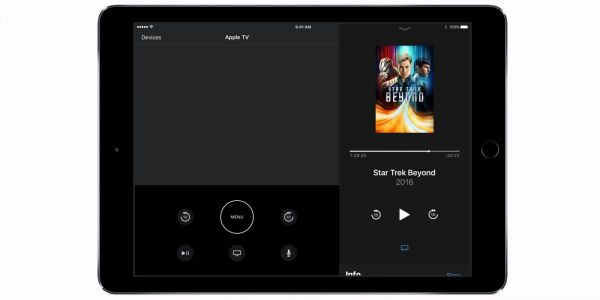 Apple TV Remote and Support apps updated for larger screens, AppleCare and password features