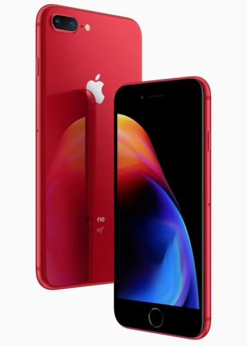 Apple Introduces RED Edition iPhone 8 and iPhone 8 Plus, Available to Order April 10
