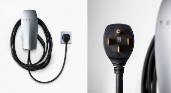 Tesla Launches A New Portable Plug-In EV Charger