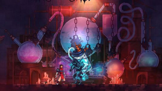Dead Cells is making me embrace the cheese