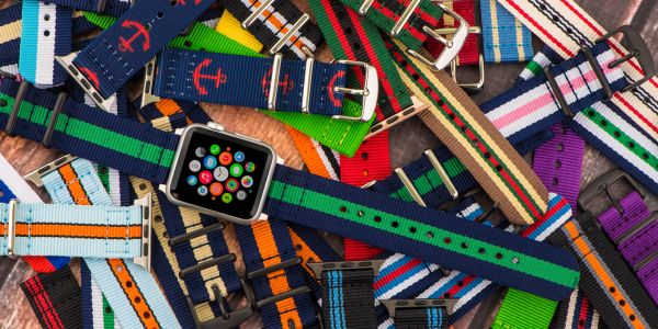 Best Apple Watch Series 3 Bands - leather, sport, nylon, loops, and more