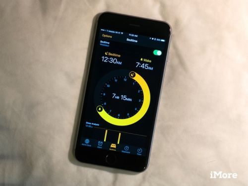 How to use Bedtime in the Clock app on iPhone and iPad