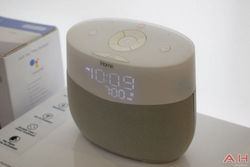 Best Of CES 2018: iHome iGV1 Google Assistant-Powered Speaker