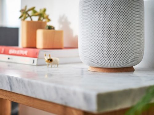 Grovermade's new HomePod stand helps you avoid white ring woes