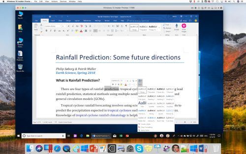 Parallels Desktop 14 for Mac brings optimized storage, enhanced Touch Bar support, and more