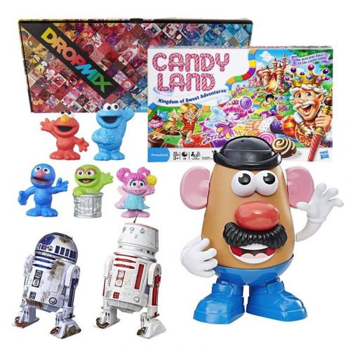 Stuff some Easter baskets with Hasbro toys and board games up to 40% off today only