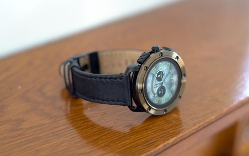 Diesel On Axial review: finally, a smartwatch with true style