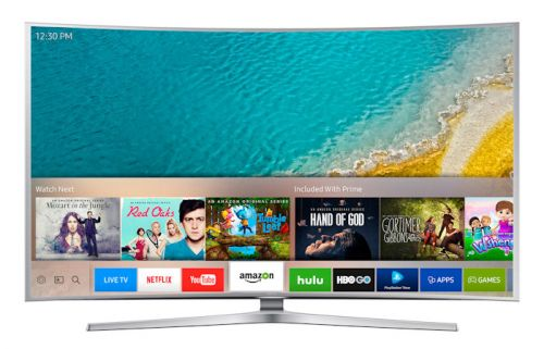 Samsung smart TVs get Amazon Prime Music support