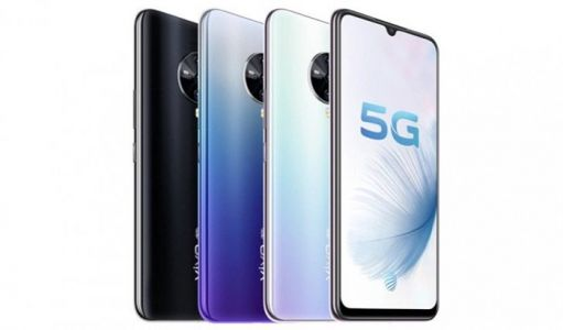 Vivo S6 5G smartphone gets official