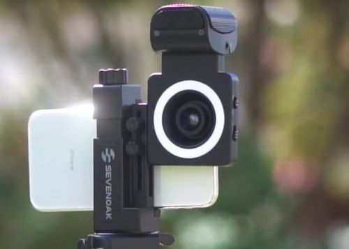 SmartCine all-in-one smartphone video kit from $50