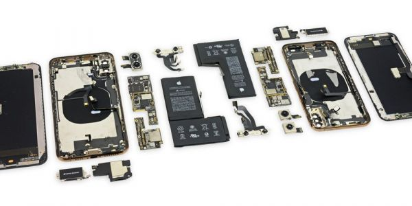 IFixit teardown of iPhone XS and iPhone XS Max finds a few differences from the X