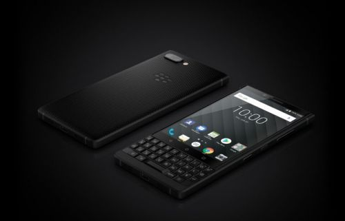 BlackBerry Key2 Smartphone Up For Pre-order In The UAE