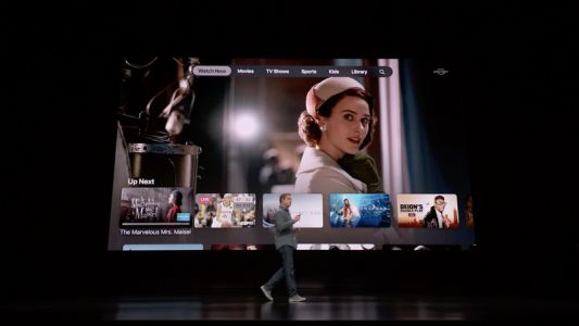 Apple Reveals Redesigned Apple TV App With 'Apple TV Channels' Subscription Feature