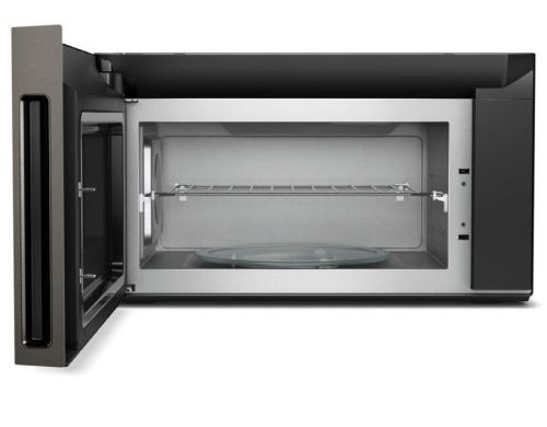 Whirlpool's Feature-Rich Smart Microwave Does It All