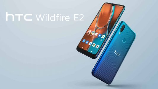HTC Launches Wildfire E2 But You Probably Can't Get One
