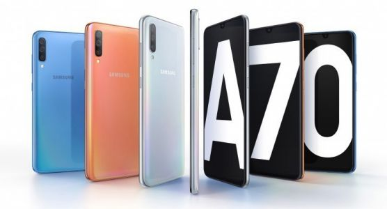 Samsung Galaxy A70 Officially Unveiled