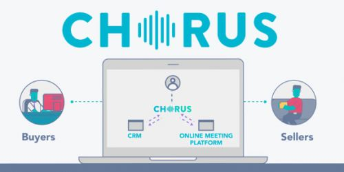 Chorus.ai raises $33 million for AI that listens in on sales calls