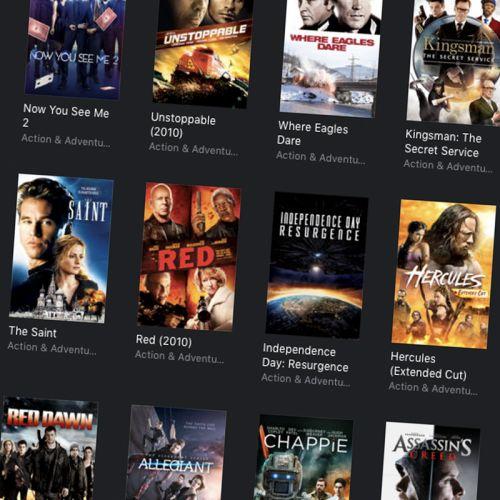 Apple's massive iTunes Black Friday sale on digital films and shows is live