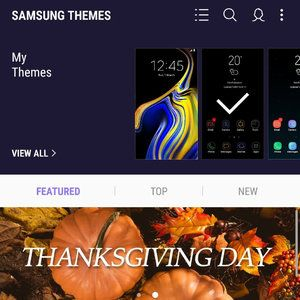 Starting with Android Pie, Samsung will limit how long you can use free Galaxy themes