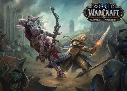 New World of Warcraft Subscription Includes Expansions Through To Legion