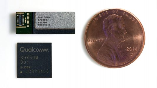 Qualcomm reveals breakthrough 5G millimeter wave antenna designated for smartphones