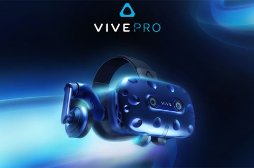 HTC Cuts Price of Vive Pro VR Headset to $599