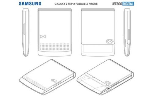 Galaxy Z Flip 2 Models Are Already On The Drawing Board