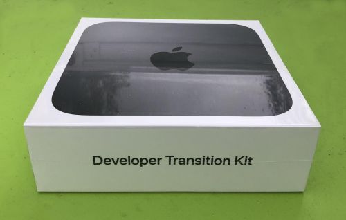 Developers Begin Receiving Mac Mini With A12Z Chip to Prepare Apps for Apple Silicon Macs
