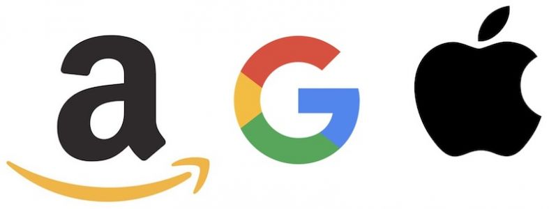 New Survey Says Amazon and Google Have a More 'Positive Impact on Society' Than Apple