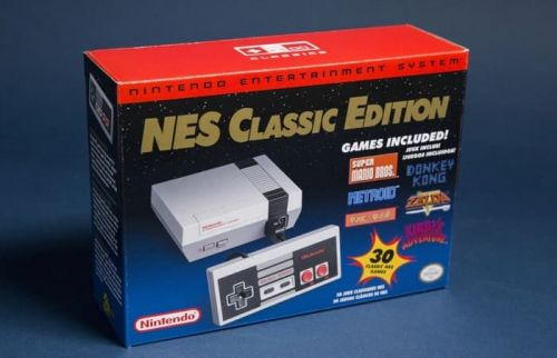 NES Classic Will Be At GameStop Next Week