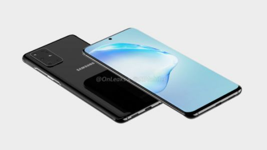 Renders Reveal Samsung Galaxy S11 & Its Five Rear Cameras
