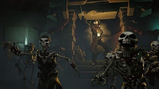 Sea of Thieves Skeletons Not Spawning? Here's a Quick Fix