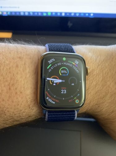 Living With the Apple Watch Series 5: Battery Life