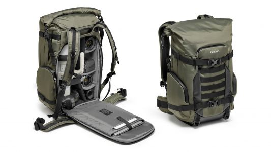 Keep your kit safe with two new Gitzo backpacks