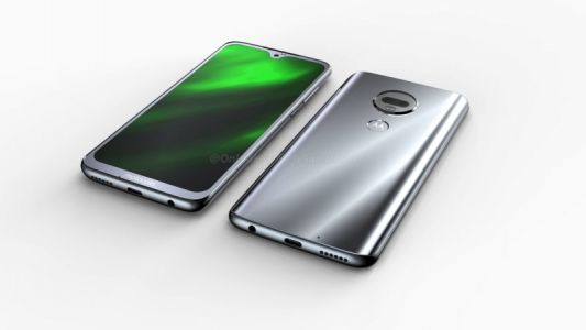 New Moto G7 Leak Reveals Waterdrop-Style Notch, Two Cameras