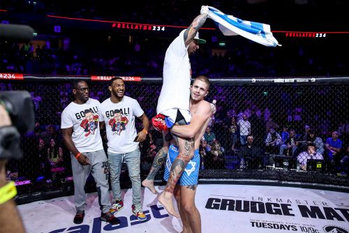 The New MMA Hotbed: Israel