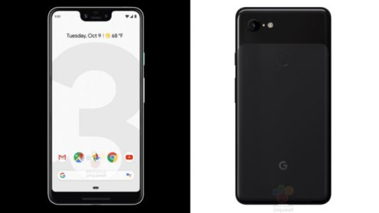 Google Pixel 3 and Pixel 3 XL press renders leaked