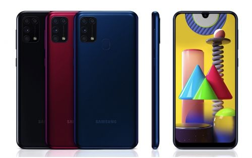 One UI 2.1 camera updates ready for the Galaxy M21, Galaxy M31