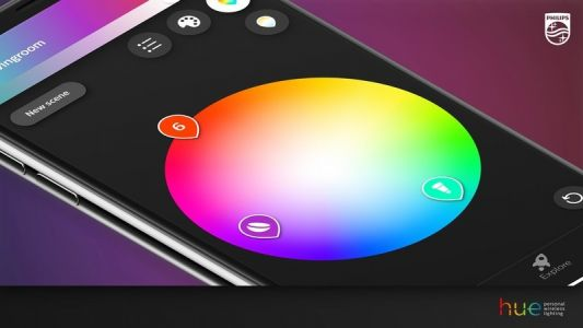 Philips Hue is getting a big entertainment update with gaming features and a new app