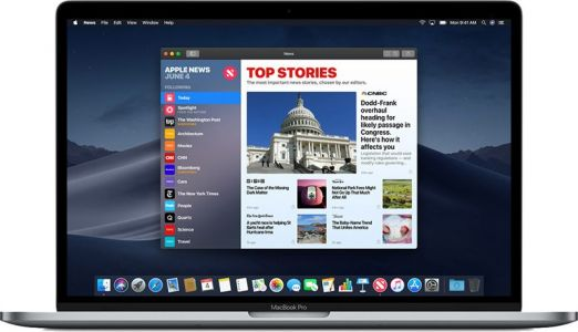 Wall Street Journal to Join Apple's News Subscription Service, but NYT and Washington Post Not Participating