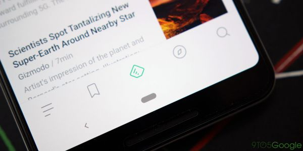 Feedly for Android beta delivers complete redesign w/ adaptive icon, bottom bar navigation, notch support, more