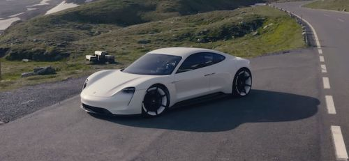 Porsche To Give Taycan Owners Three Years Of Free Charging