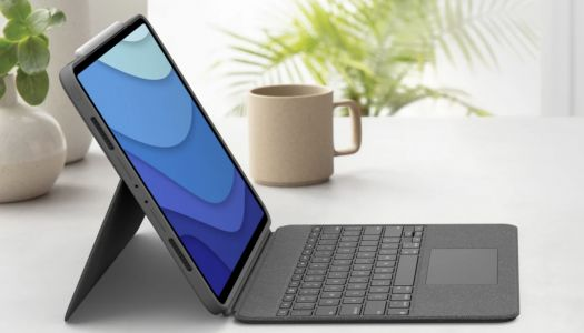 Logitech's Keyboard Case With Trackpad Now Available to Pre-Order for New 12.9-Inch iPad Pro