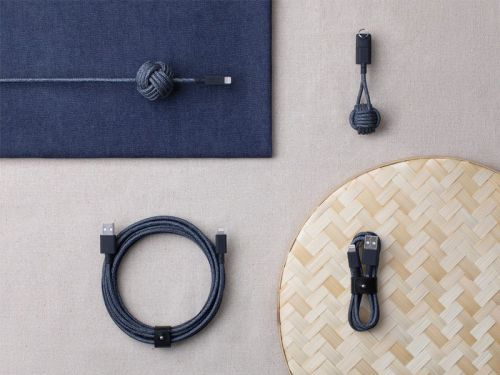 Native Union's Indigo Collection brings your everyday accessories together