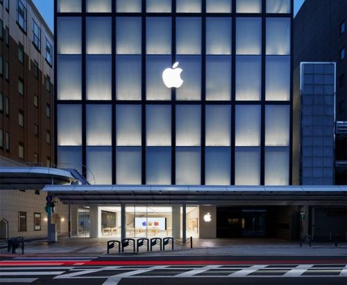 Apple Shares Images of Upcoming Kyoto Apple Store, Which Opens Saturday