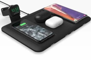 Learn how a 4-in-1-wireless charger can charge five devices at one time